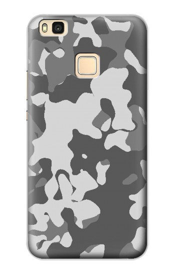 Printed Gray Camo Camouflage Graphic Printed Huawei P9 Lite / G9 Lite Case