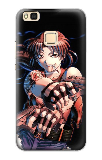 Printed Black Lagoon Revy Two Hands Huawei P9 Lite / G9 Lite Case
