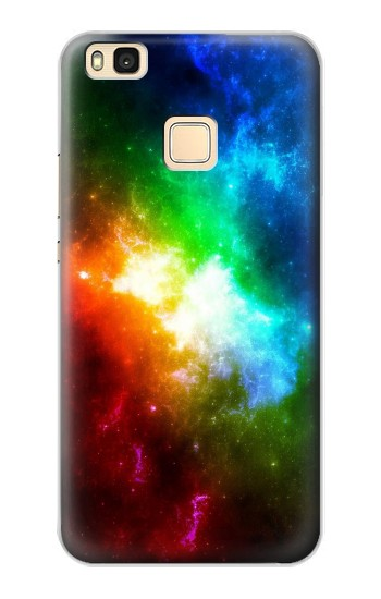 Printed Colorful Rainbow Space Galaxy Huawei P9 Lite / G9 Lite Case