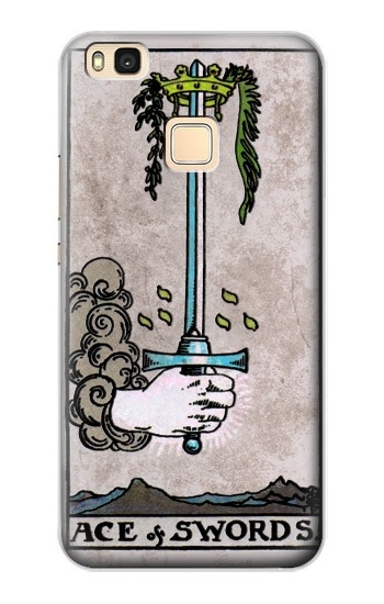 Printed Tarot Ace of Swords Huawei P9 Lite / G9 Lite Case
