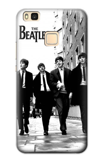 Printed The Beatles in London Huawei P9 Lite / G9 Lite Case