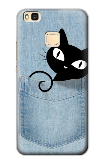 Printed Pocket Cat Huawei P9 Lite / G9 Lite Case