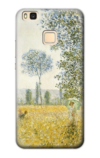 Printed Claude Monet Fields In Spring Huawei P9 Lite / G9 Lite Case