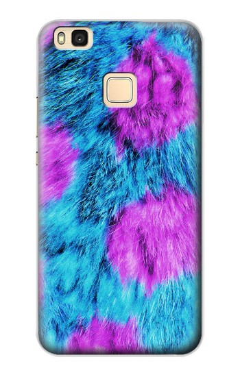 Printed Fur Skin Monster Huawei P9 Lite / G9 Lite Case