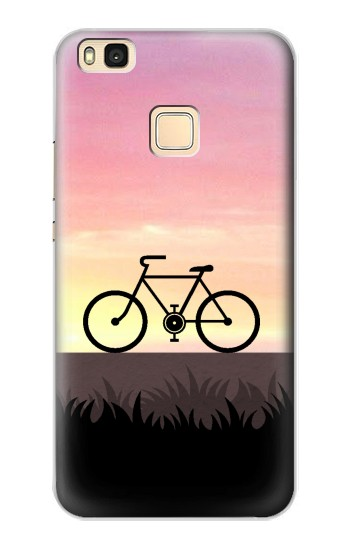 Printed Bicycle Sunset Huawei P9 Lite / G9 Lite Case