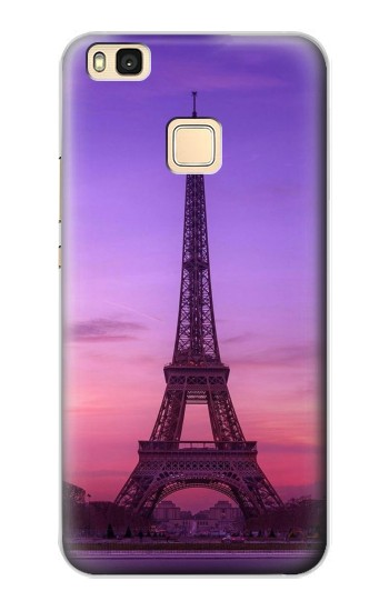 Printed Eiffel Paris Sunset Huawei P9 Lite / G9 Lite Case