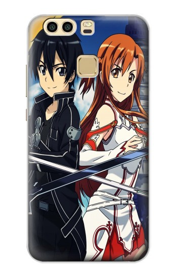 Printed Sword Art Online Huawei P9 Plus Case