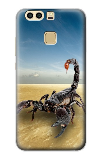 Printed Desert Scorpion Huawei P9 Plus Case