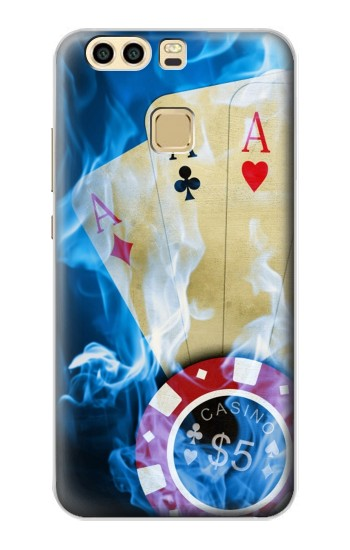 Printed Casino Huawei P9 Plus Case