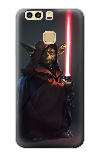 Printed Darth Yoda Huawei P9 Plus Case