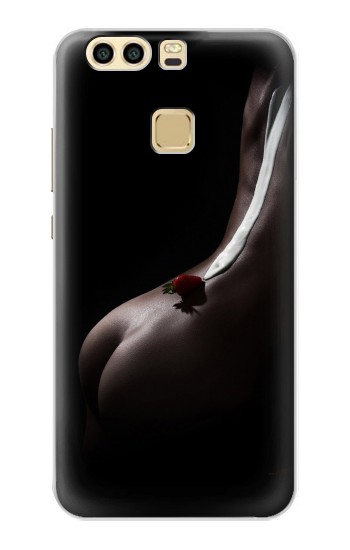 Printed Sexy Cream Strawberry Huawei P9 Plus Case