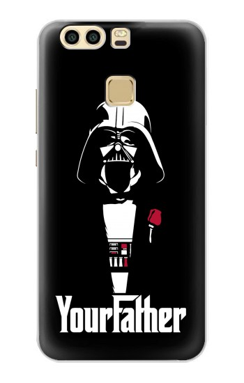 Printed Yourfather Huawei P9 Plus Case