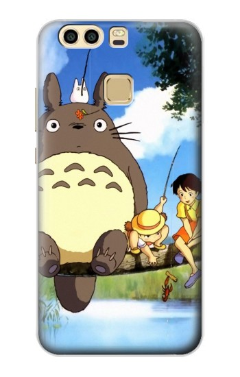 Printed Totoro and Friends Huawei P9 Plus Case