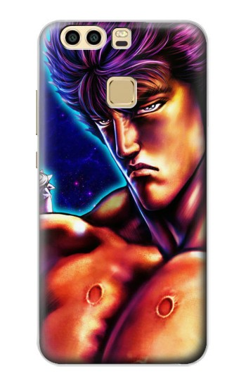 Printed Fist of the North Star Hokuto no Ken Kenshiro Huawei P9 Plus Case