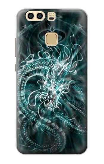 Printed Digital Chinese Dragon Huawei P9 Plus Case