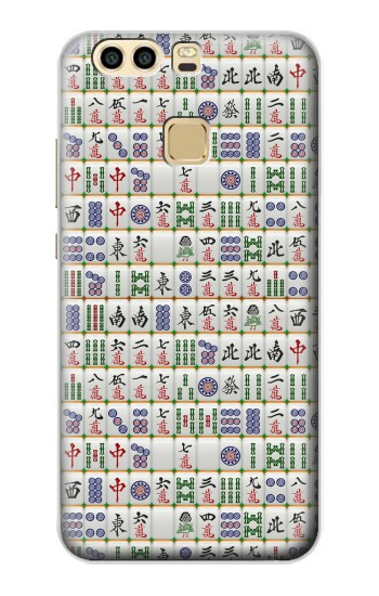 Printed Mahjong Huawei P9 Plus Case
