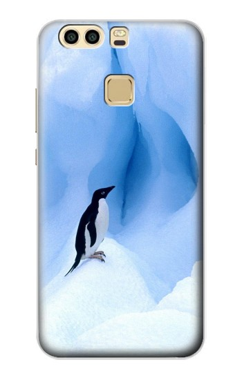 Printed Penguin Snow Huawei P9 Plus Case