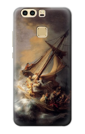 Printed Rembrandt Christ in The Storm Huawei P9 Plus Case