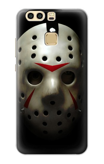 Printed Scary Hockey Mask Jason Huawei P9 Plus Case