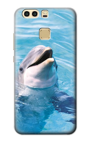 Printed Dolphin Huawei P9 Plus Case