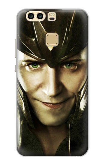 Printed Loki Face Asgard Huawei P9 Plus Case