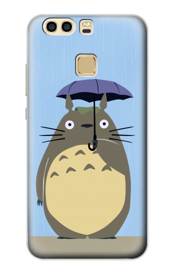 Printed My Neighbor Totoro Rain Huawei P9 Plus Case