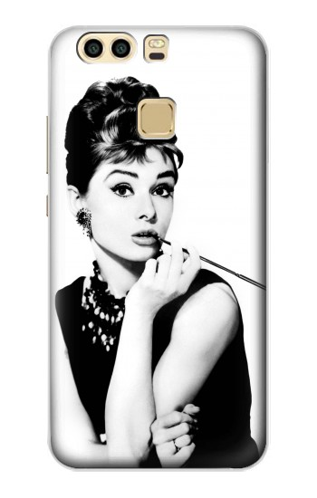 Printed Audrey Hepburn Breakfast at Tiffanys Huawei P9 Plus Case
