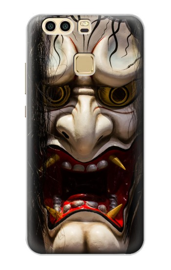 Printed Hannya Demon Mask Huawei P9 Plus Case