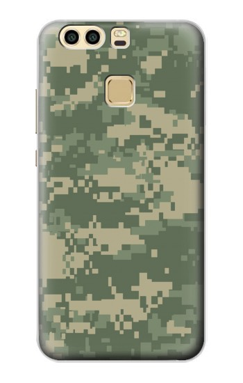 Printed Digital Camo Camouflage Graphic Printed Huawei P9 Plus Case