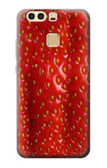 Printed Strawberry Huawei P9 Plus Case
