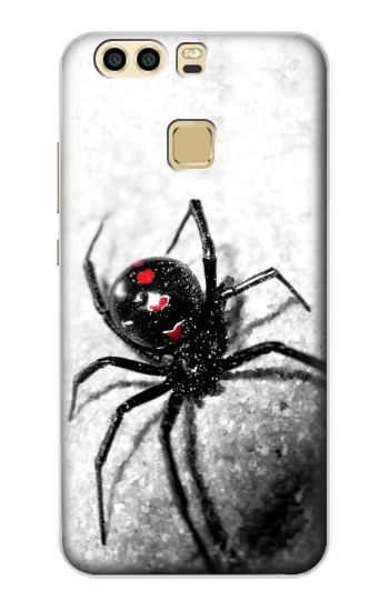 Printed Black Widow Spider Huawei P9 Plus Case