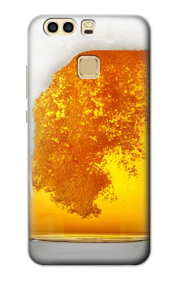 Printed Beer Glass Huawei P9 Plus Case