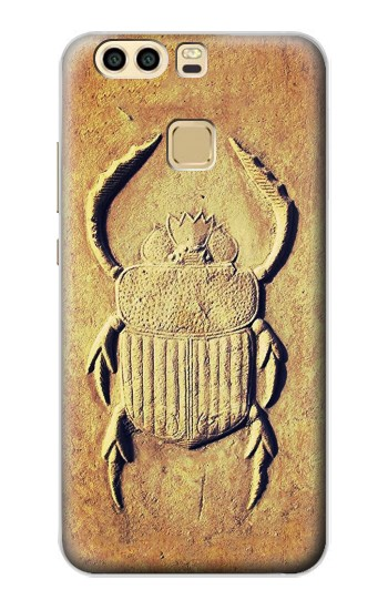 Printed Egyptian Scarab Beetle Graphic Printed Huawei P9 Plus Case