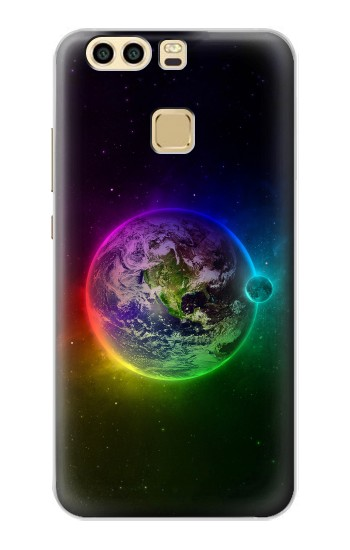 Printed Colorful Planet Huawei P9 Plus Case