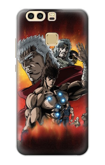 Printed Hokuto no ken Fist of the North Star Huawei P9 Plus Case