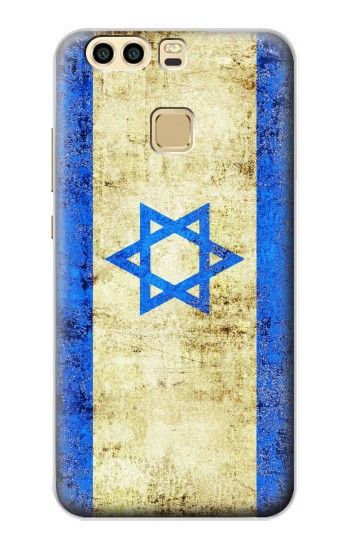 Printed Israel Old Flag Huawei P9 Plus Case