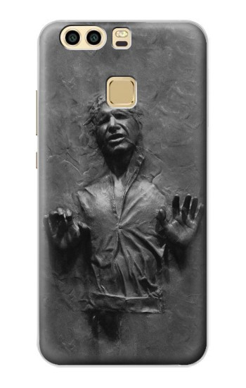 Printed Han Solo Frozen in Carbonite Huawei P9 Plus Case