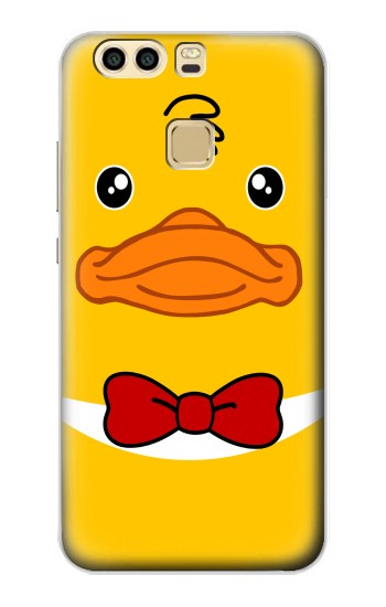 Printed Yellow Duck Huawei P9 Plus Case