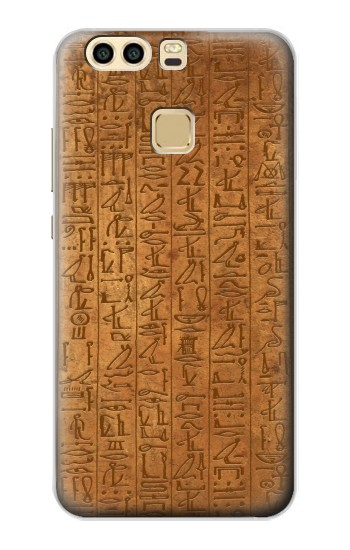 Printed Egyptian Hierogylphics Papyrus of Ani Huawei P9 Plus Case