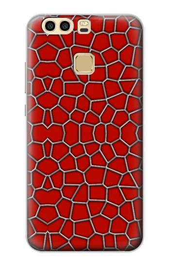 Printed Red Spider Texture Huawei P9 Plus Case
