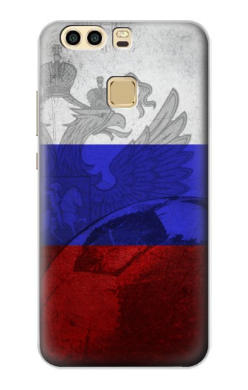 Printed Russia Football Flag Huawei P9 Plus Case