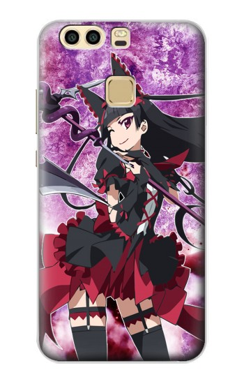 Printed Gate Rory Mercury Huawei P9 Plus Case