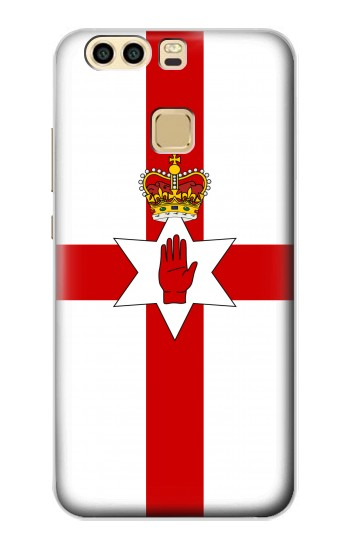 Printed Flag of Northern Ireland Huawei P9 Plus Case