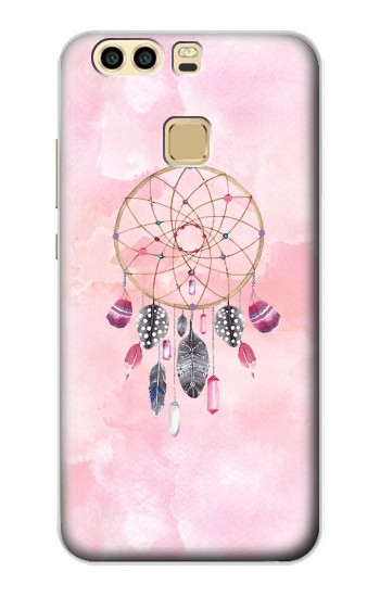 Printed Dreamcatcher Watercolor Painting Huawei P9 Plus Case
