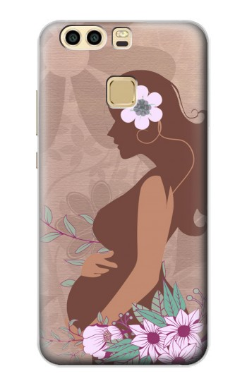 Printed Pregnant Mommy Baby Huawei P9 Plus Case