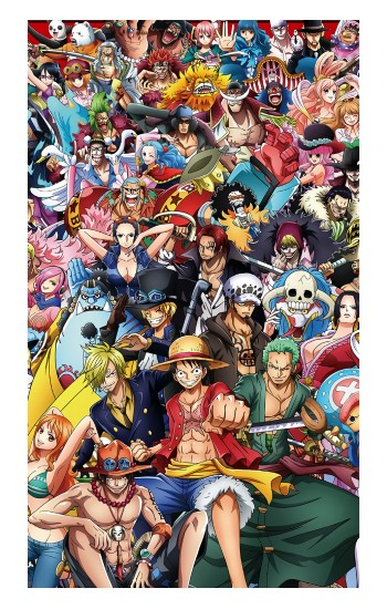 Printed One Piece New World iPad Air 3 Case