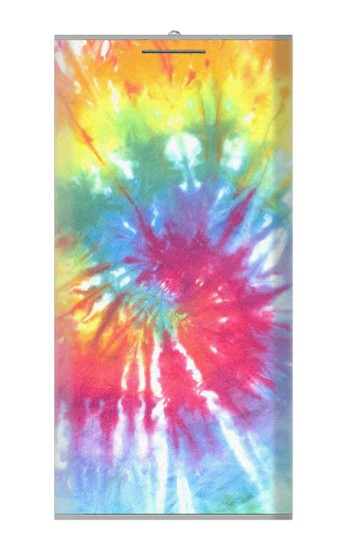 Printed Tie Dye Colorful Graphic Printed Power Bank 8000mAh Case