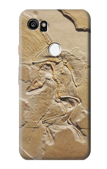 Printed Dinosaur Fossil HTC One X9 Case