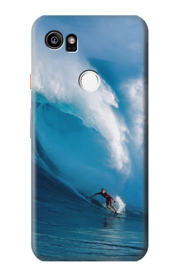Printed Hawaii Surf HTC One X9 Case