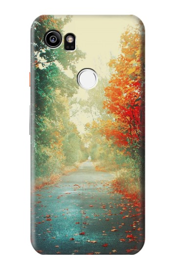Printed Road Through The Woods HTC One X9 Case
